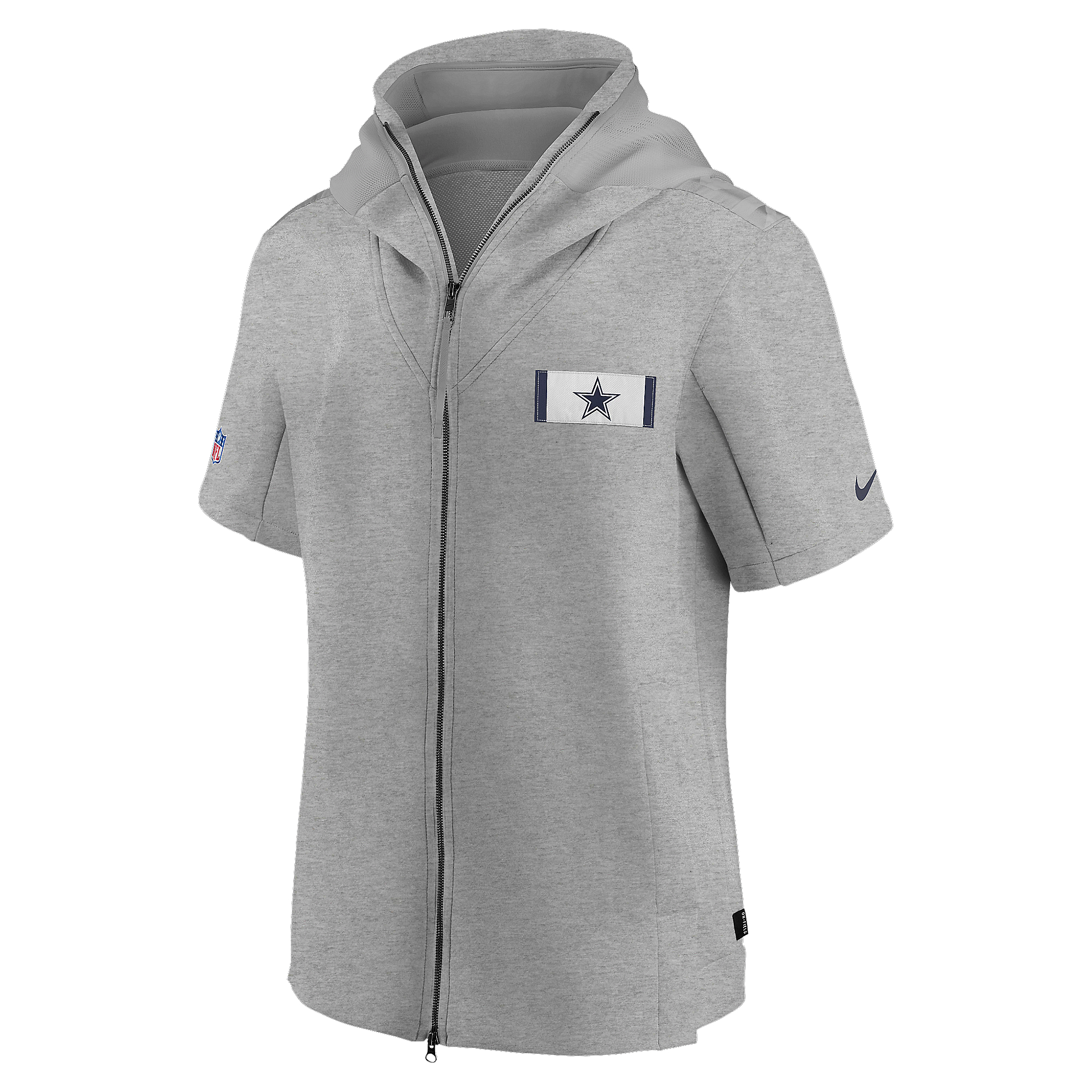 Dallas Cowboys Nike Mens Team Logo Showout Fleece Hoodie