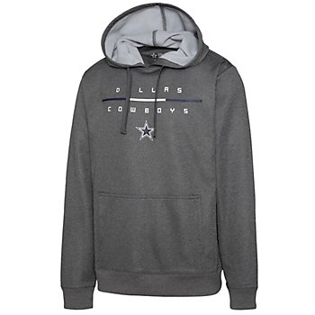 Dallas Cowboys Mens Tinsmen Fleece Pullover Hoodie