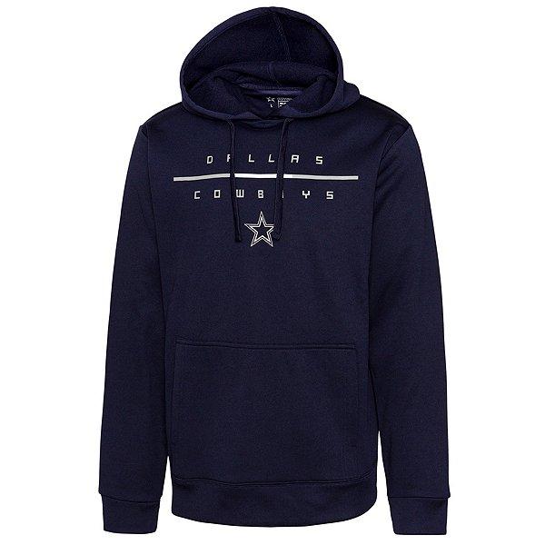 Dallas Cowboys Mens Tinsmen Fleece Pullover Hoodie