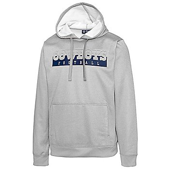 Dallas Cowboys Mens Clary Embossed Hoodie