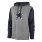 Dallas Cowboys '47 Brand Mens Imprint Callback Club Hoodie