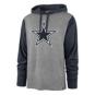 Dallas Cowboys '47 Brand Mens Imprint Callback Club Hoodie