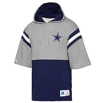 Dallas Cowboys Mitchell & Ness Mens Training Room Hoodie