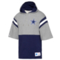 Dallas Cowboys Mitchell & Ness Mens Training Room Hoodie
