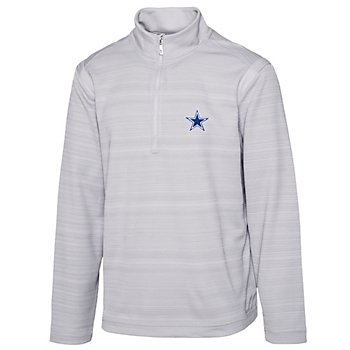 Dallas Cowboys Tommy Bahama Mens Sport Tidal Stripe Half-Zip Pullover