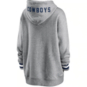 Dallas Cowboys WEAR By Erin Andrews Womens Fleece Pullover Hoodie