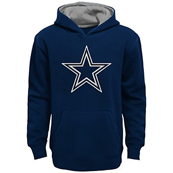 Dallas Cowboys Kids Prime Pullover Fleece Hoodie