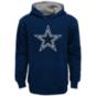 Dallas Cowboys Kids Prime Pullover Fleece Hoodie