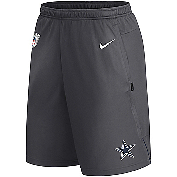 Dallas Cowboys Nike Mens Team Logo Practice Coach Knit Short