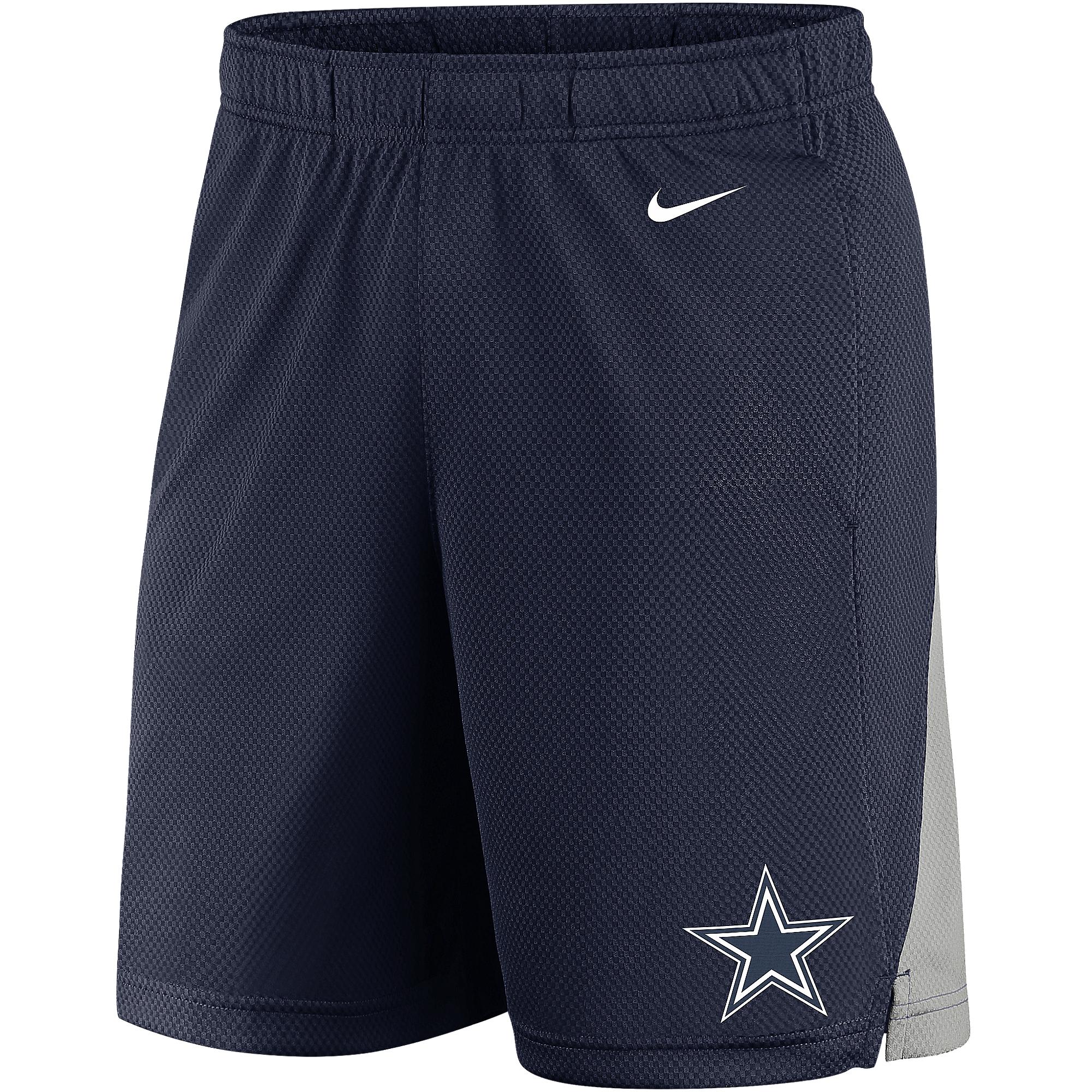 Dallas Cowboys Nike Mens Logo Core Short