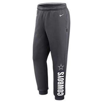 Dallas Cowboys Nike Mens Team Lockup Therma Fleece Pant