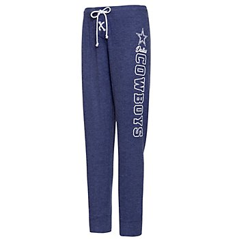 Dallas Cowboys Womens Jordyn Pajama Pant