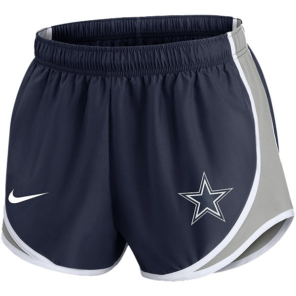 Dallas Cowboys Nike Womens Logo Tempo Short