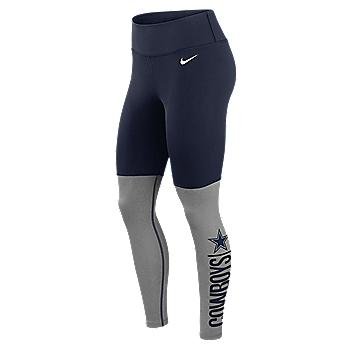 Dallas Cowboys Nike Womens Logo Stack Legging