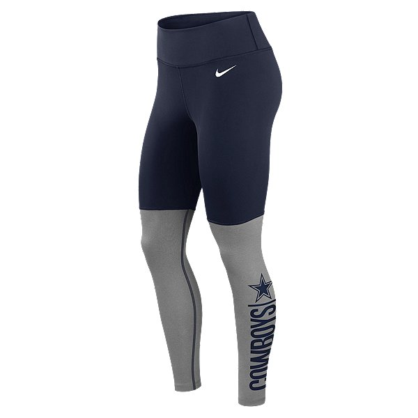 Dallas Cowboys Nike Womens Logo Stack Legging