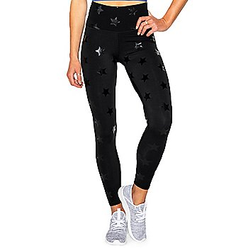 Dallas Cowboys KadyLuxe Womens Star Tonal High-Waisted Legging