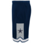 Dallas Cowboys Kids Stated Mesh Short