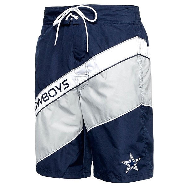 Dallas Cowboys Mens Rookie Swim Trunk