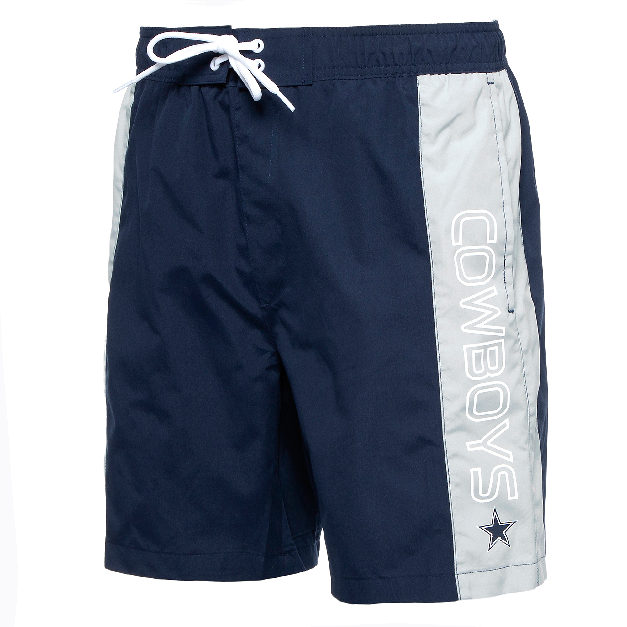 Dallas Cowboys Mens Outfield Volley Swim Trunk