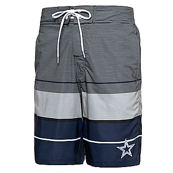 Dallas Cowboys Mens Triple Swim Trunk