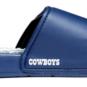 Dallas Cowboys Mens Gel Slide Sandals