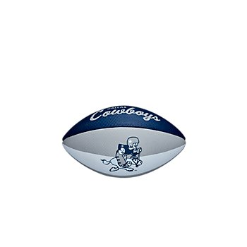 Dallas Cowboys Wilson Retro Joe Mini Football