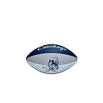 Dallas Cowboys Wilson Retro Joe Mini Football