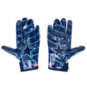 Dallas Cowboys Wilson Youth Super Grip Gloves