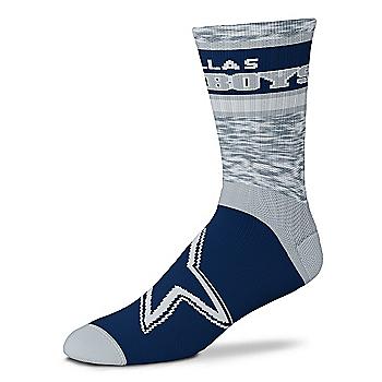 Dallas Cowboys Double Deuce Socks