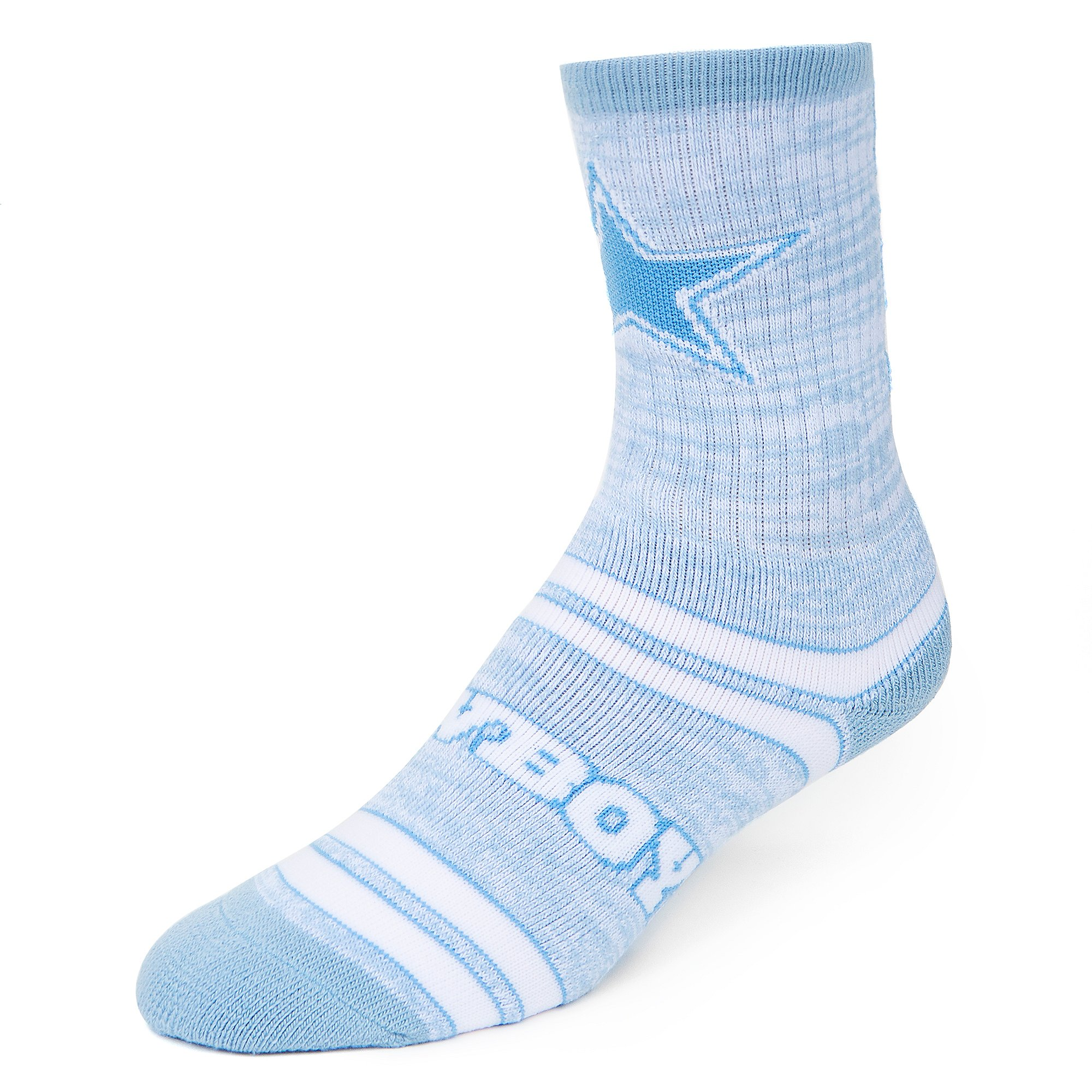 Dallas Cowboys Love Socks