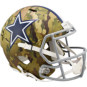 Dallas Cowboys Riddell Camo Speed Replica Helmet
