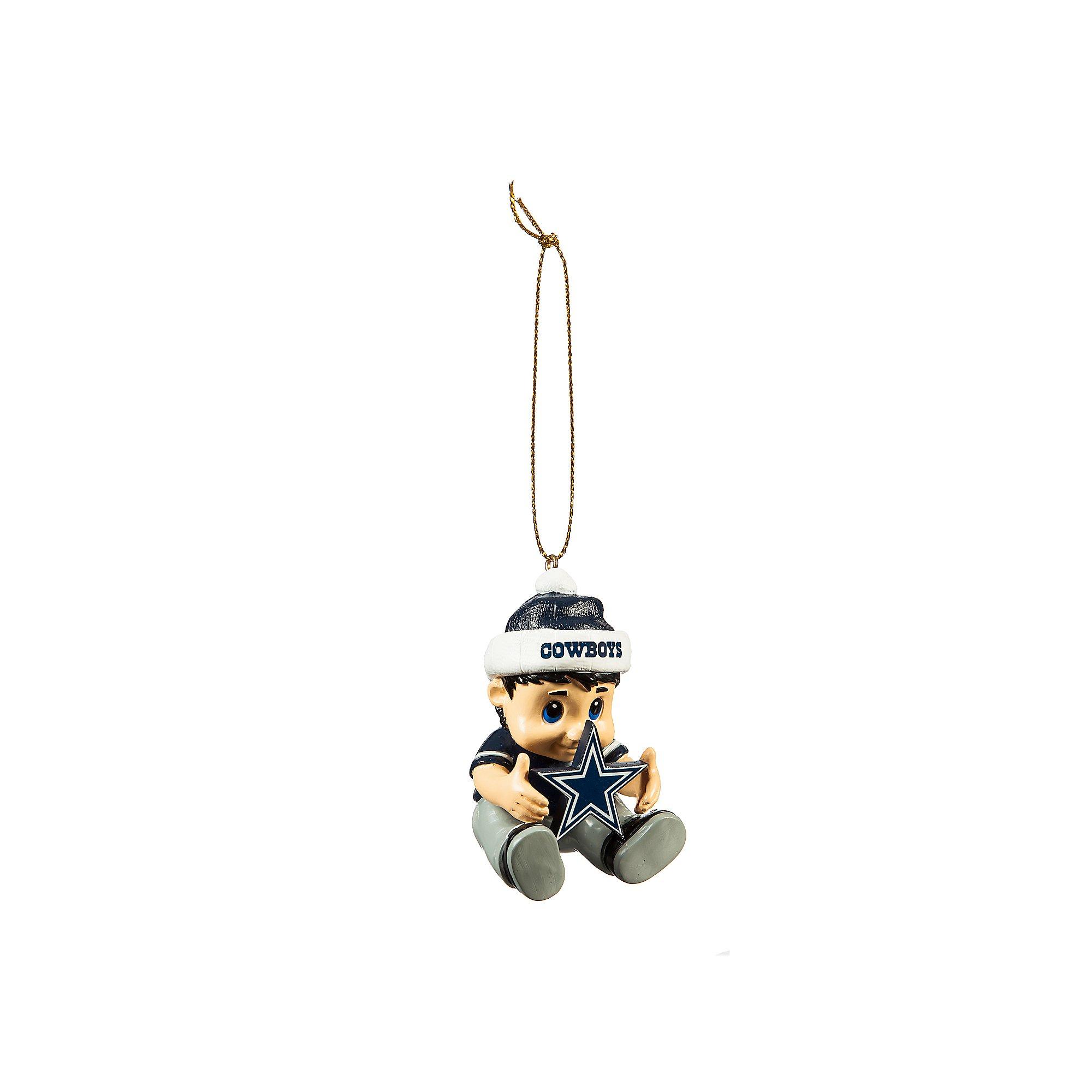 Dallas Cowboys Little Fan Ornament
