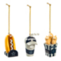 Dallas Cowboys Snack Pack Ornaments Set of 3