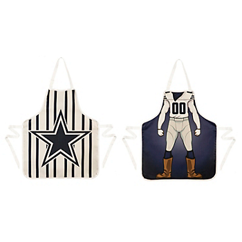 Dallas Cowboys Double Side Apron