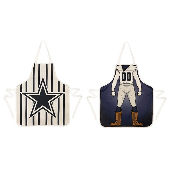 Dallas Cowboys Double Side Apron