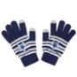 Dallas Cowboys Acrylic Stripe Knit Gloves