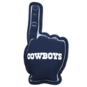 Dallas Cowboys #1 Fan Squeaker Pet Toy