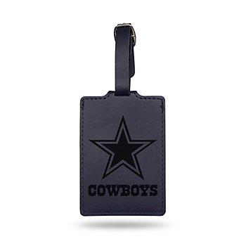 Dallas Cowboys Laser Engraved Luggage Tag
