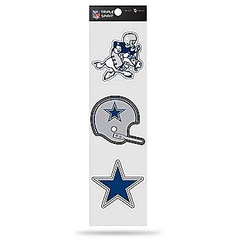 Dallas Cowboys Retro Joe Decal Set