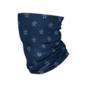 Dallas Cowboys Mini Print Repeat Logo Neck Gaiter Scarf Face Covering