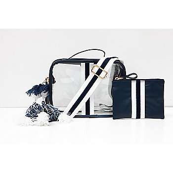 Sheer Gear Grant Crossbody Bag