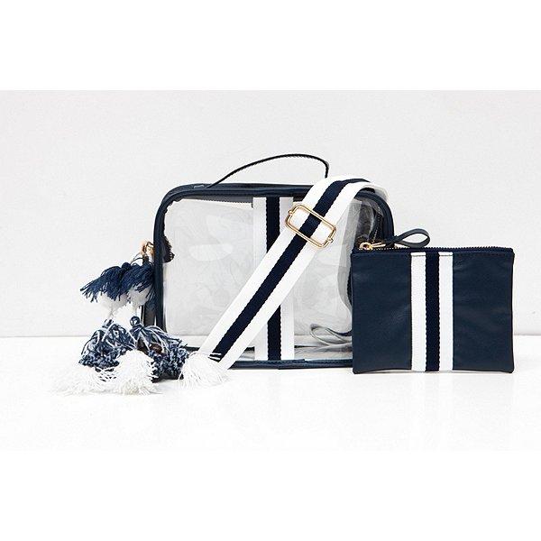 Studio Sheer Gear Grant Crossbody Bag
