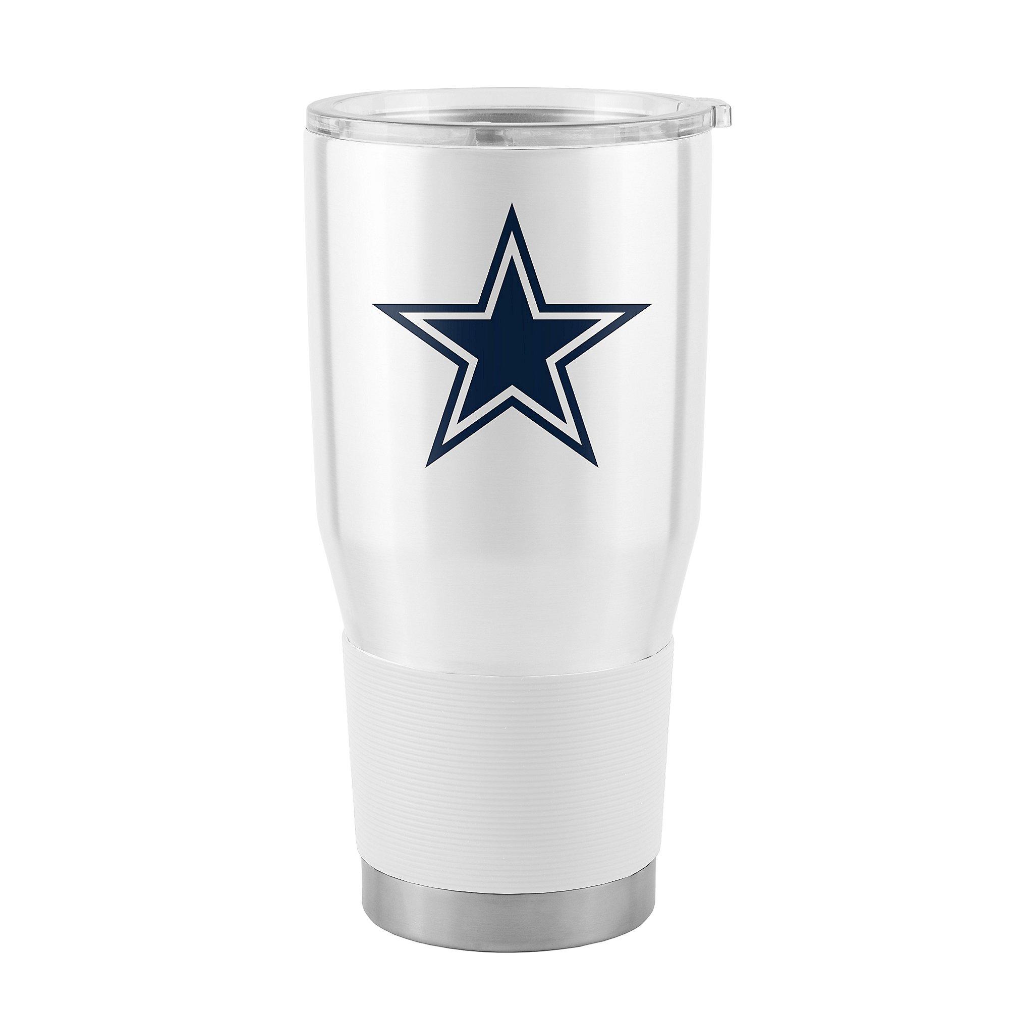 Dallas Cowboys 30oz White Ultra Tumbler