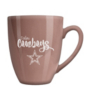 Dallas Cowboys 15 oz Rose Gold Ceramic Bistro Mug