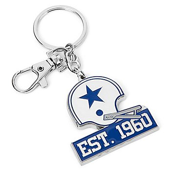 Dallas Cowboys 1960 Logo Keychain