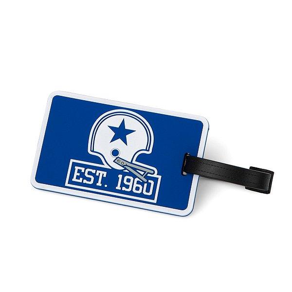 Dallas Cowboys 1960 Luggage Tag