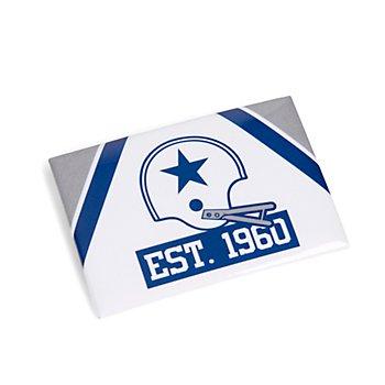 Dallas Cowboys 60th Anniversary Magnet