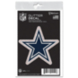 Dallas Cowboys 3x5 Glitter Decal