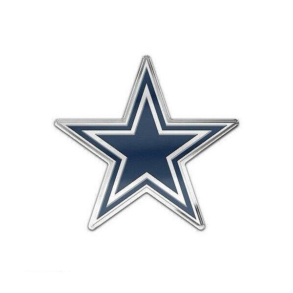Dallas Cowboys Auto Badge Emblem