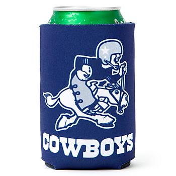 Dallas Cowboys Retro Joe Can Cooler